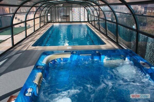 Casa de alojamiento rural con piscina en madrid casa zarzal for Alojamiento rural con piscina