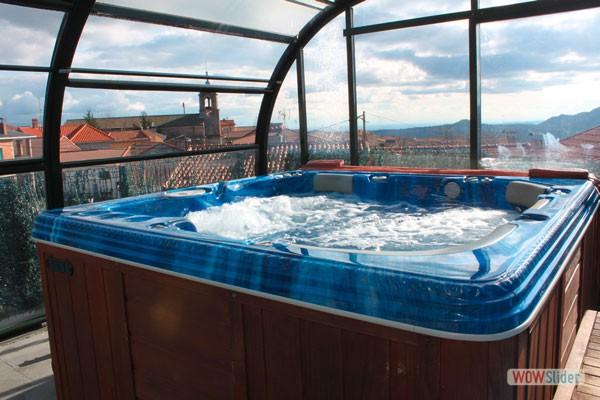 Casa de alojamiento rural con piscina en madrid casa zarzal - Alojamiento rural con piscina ...
