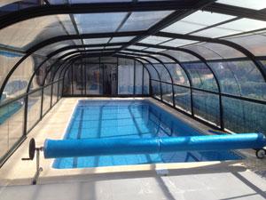 Casa de alojamiento rural en madrid con piscina spa con piscina y jacuzzi - Casa rural con piscina climatizada asturias ...